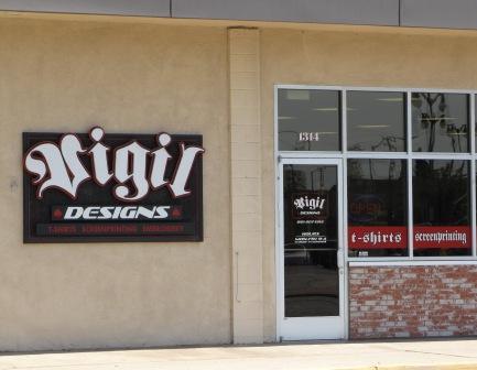 Vigil Designs Storefront